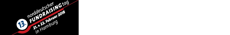Banner Norddeutscher Fundraisingtag 2018