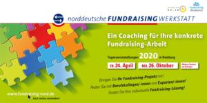 Flyer Fundraising-Werkstatt 2020
