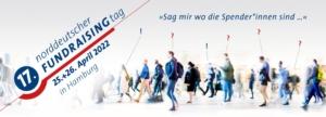 16. Norddeutscher Fundraisingtag - 7./8. Juni